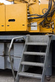 Detail of machinery Royalty Free Stock Photography