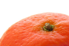 Detail of a mandarine Royalty Free Stock Photos