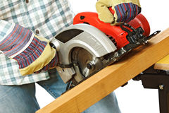 Detail of manual work Stock Images
