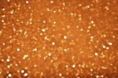 Many bokeh circle light for background Stock Photos