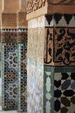 Detail in Marrakech Royalty-vrije Stock Afbeeldingen