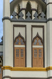 Detail of the Masjid Sultan Mosque in Singapore - 5. Detail of the Masjid Sultan Mosque in Singapore in the morning - 5 stock images