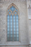 Detail from Matthias Church Royalty Free Stock Photography