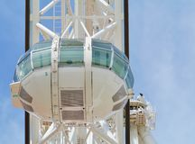 Detail of the Melbournestar Stock Photography