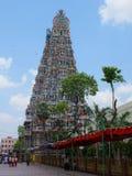 Detail, Menakshi Temple Madurai Royalty Free Stock Images