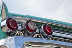 Detail of a Mercury Monter Royalty Free Stock Photos