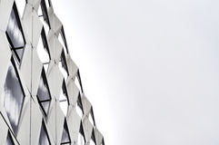 Detail of modern architecture. Stock Image