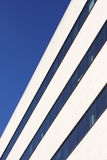Detail of an modern building Royalty Free Stock Photo