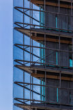 Detail of Modern Building In Berlin, Germany. Summer Royalty Free Stock Images