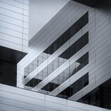 Detail of a modern building in London