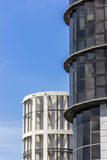 Detail of Modern Buildings. Citylife Stock Photography