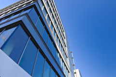 Detail of modern city architecture Stock Photo