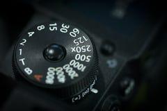 Dslr Camera Detail royalty free stock image