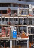 Construction site detail Royalty Free Stock Images