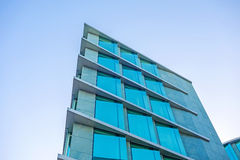 Detail of modern office building Stock Image
