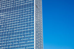 Detail of a modern skyscraper Stock Image