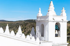 Detail Moorish mosque. Mértola, Portugal. Stock Photography