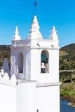 Detail a Moorish mosque. Mértola, Portugal. Royalty Free Stock Photo