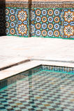 Detail of moroccan architecture Royalty Free Stock Photo