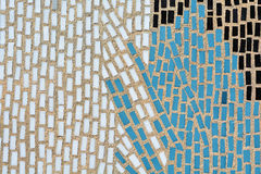 Detail of a mosaic Stock Photography
