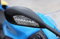 Detail of motorcycle