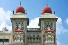 Detail of Mysore Palace,India, Royalty Free Stock Image