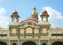 Detail of Mysore Palace,India, Stock Images