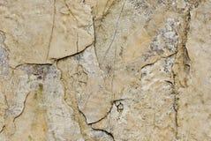 Detail, Nahaufnahme eines strukturierten Hintergrundes des Natursteins stockbilder