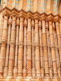 Detail from National History Museum Stock Photo