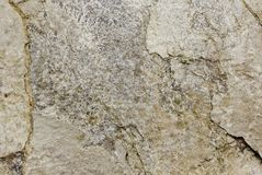 Detail of a natural stone textured surface royalty free stock image
