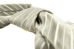 Detail of a necktie Stock Photos