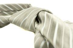 Detail of a necktie Stock Photos