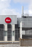 Detail of the new factory of the iconic Leica camera manufacturer in Portugal Stock Image