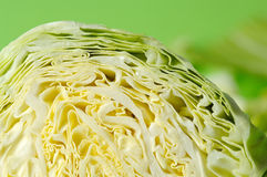 Detail ob cabbage Royalty Free Stock Images
