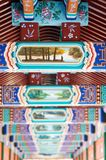 Detail Of Chinese Antique Architecture Royalty Free Stock Photos