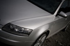 Free Detail Of Front Light And Bonnet Stock Images - 6108784