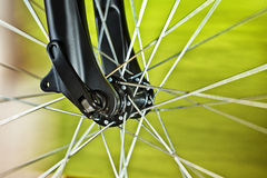 Free Detail Of Front Wheel Royalty Free Stock Photos - 86660748