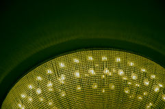 Free Detail Of Interiors Chandelier On Ceiling Royalty Free Stock Photo - 12328385