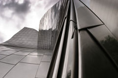 Detail Of Modern Building Royalty Free Stock Photography
