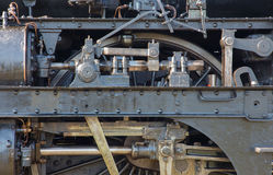 Free Detail Of Old Steam Locomotive Stock Photo - 32448680