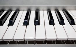 Detail Of Piano Royalty Free Stock Photography