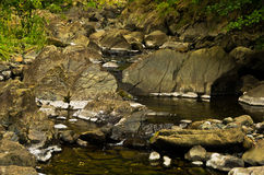 Free Detail Of Rocks In Water At Black River Gorge Stock Photo - 71636400