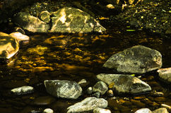 Free Detail Of Rocks In Water At Black River Gorge Royalty Free Stock Photo - 71910835