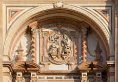 Free Detail Of The Facade Of The Malaga Cathedral Royalty Free Stock Image - 65980016