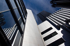 Detail of office building Royalty Free Stock Photography