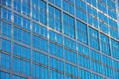 Detail of an office building Stock Images