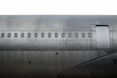 Detail of old aircraft Royalty Free Stock Photos