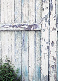Detail of an Old Barn Door Royalty Free Stock Image