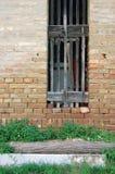Detail of old building's facade Stock Photos