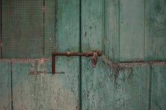 Detail old door Stock Images